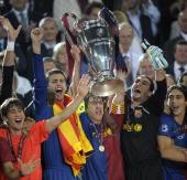 Barca Win Champions 2009