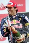 S.Vettel win in GP Inggris 09