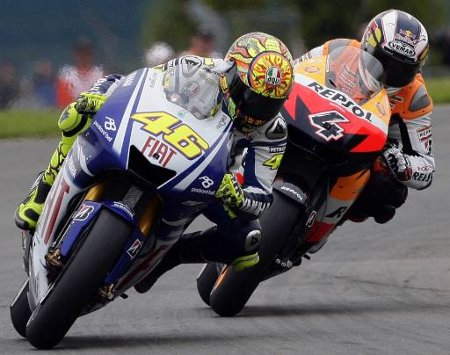 Rossi dan Dovizioso
