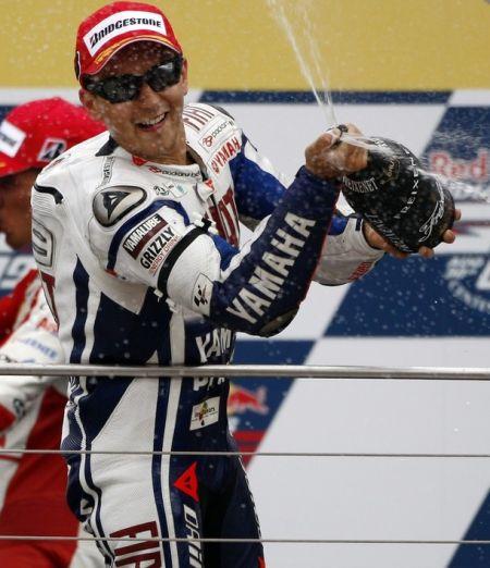 GP Belgia 09 - Lorenzi win
