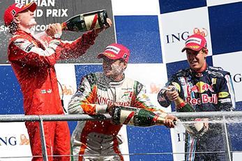 GP Belgia 09