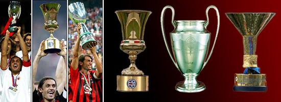 Milan's Trophy