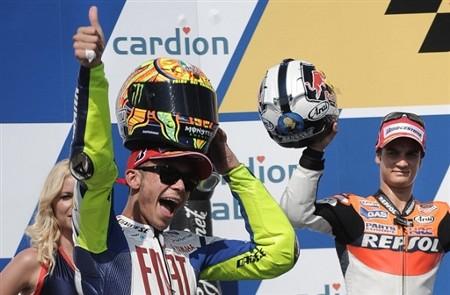 Rossi Juara
